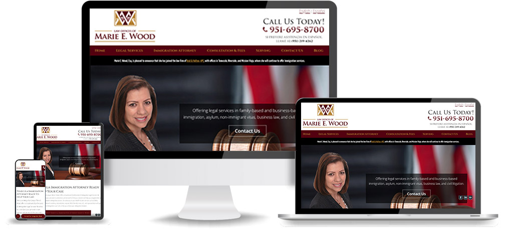 Marie E. Wood Attorney Website