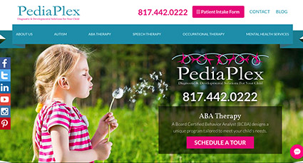 PediaPlex Website